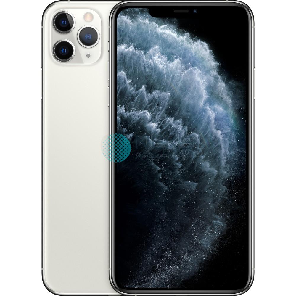 Apple iPhone 11 Pro Max 256GB Silver Dual Sim
