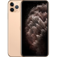 Apple iPhone 11 Pro Max 64GB Gold Dual Sim