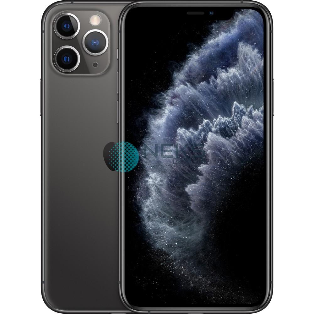 Apple iPhone 11 Pro 256GB Space Gray Dual Sim