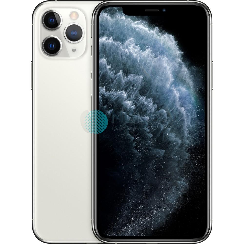 Apple iPhone 11 Pro 256GB Silver Dual Sim
