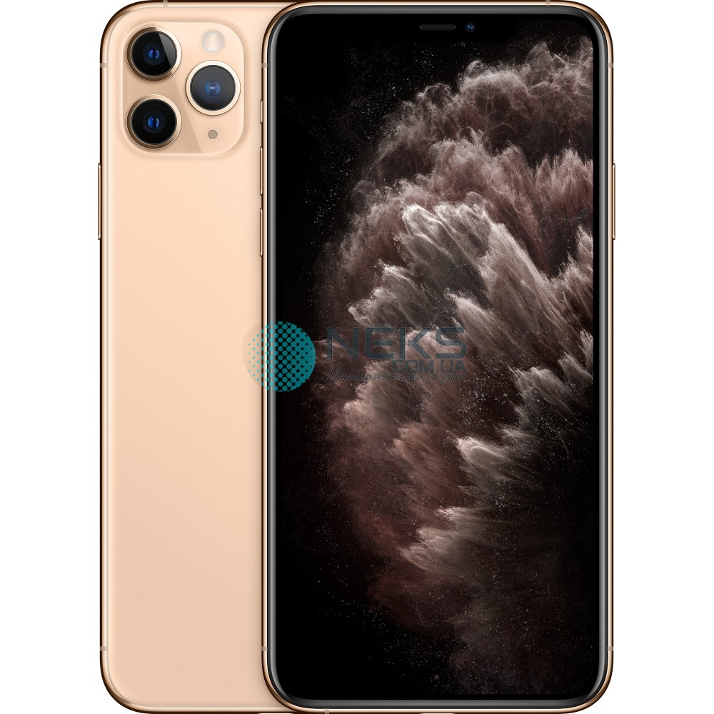 Apple iPhone 11 Pro Max 256GB Gold Dual Sim