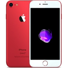 Apple iPhone 7 128GB PRODUCT Red Seller Refurbished