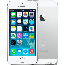 Apple iPhone 5S 32GB Silver Seller Refurbished