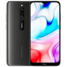 Мобильный телефон Xiaomi Redmi 8 4/64 Gb Onyx Black Global Version