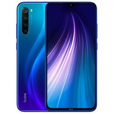 Мобильный телефон Xiaomi Redmi Note 8 3/32 Gb Neptune Blue Global Version