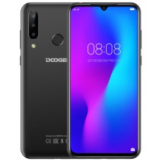 Мобильный телефон Doogee N20 4/64 Gb Black