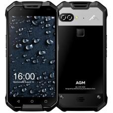 Мобильный телефон AGM X2 6/64 Gb Black