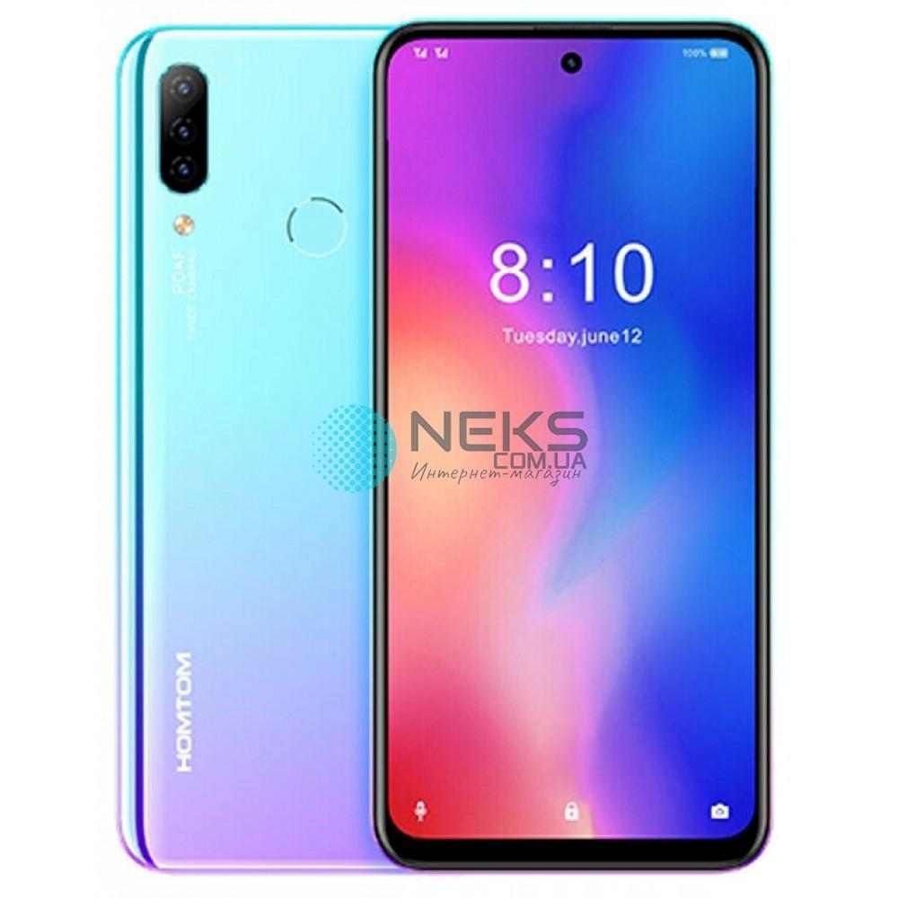 Мобильный телефон Homtom P30 Pro 4/64 Gb Blue