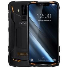 Мобильный телефон Doogee S90 6/128 Gb Orange + Беспроводная зарядка
