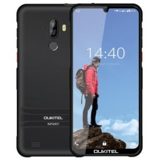 Мобильный телефон Oukitel Y1000 2/32 Gb Black