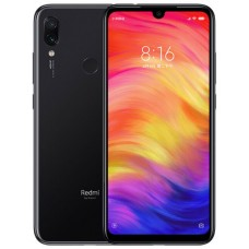 Мобильный телефон Xiaomi Redmi Note 7 4/128 Gb Black Global Version