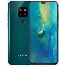 Мобильный телефон Cubot P30 4/64 Gb Green